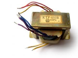 Transformator 19+43+2x2,8V , 220V Primär