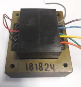 Transformator 230V - 24V 1A - 18V 0,5A - 18V 0,5A