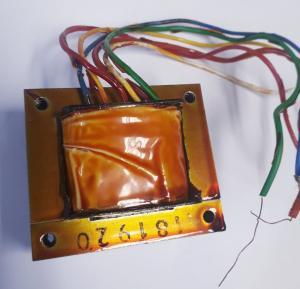 Transformator   230V - 50V  0,2A