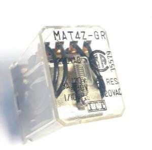 Relä  MAT4Z-GR 14 poligt