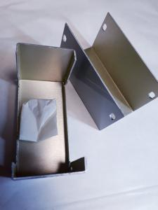 Aluminiumbox 72 x 38 x 43mm  LBH