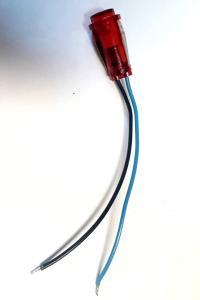 Indikatorlampa 12V T 75C
