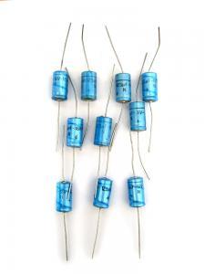 Kondensator 125uF 16V, Elektrolyt 10st