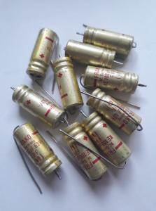 Elektrolyt kondensator 100uF 63V 10st