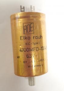 Kondensator 4700uF 63V