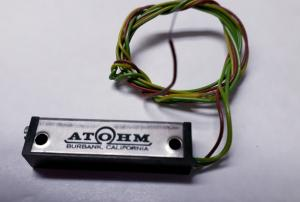Trimpot 87110168 ATHOM electronics military products, NOS