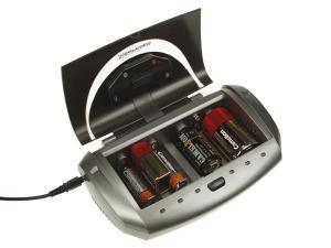 Batteriladdare För NiMH & NiCd Universal