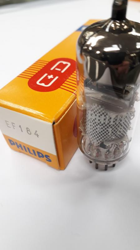 EF184 Philips NOS