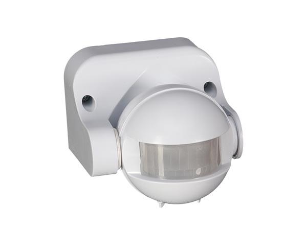 Rörelsedetektor , dag / nattdetektering ca 12 Meter