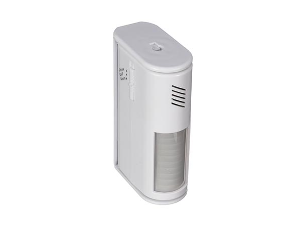 Rörelsedetektor Pir med 2 larmsignaler