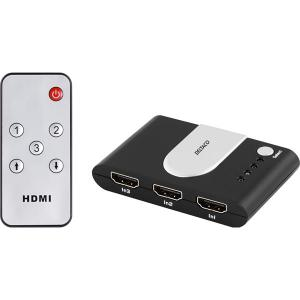 HDMI-switch, automatisk / manuell