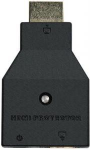 HDMI överspänningsskydd. 17 kV, 40A,