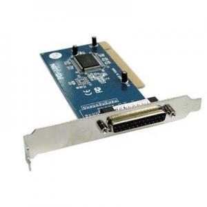 VSCOM I/O kort PCI, 1xLPT(IEEE1284), PnP