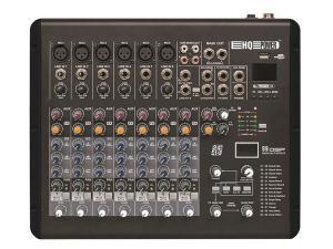 Mixerbord 8 kanaler Compakt