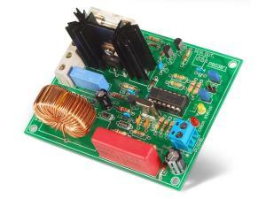 Dimmer för dimning av ljuskällor, enkel tryckknappsoperation. K8038