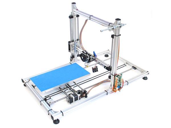 3D Printer Tilläggsset / Uppdatering för K8200, K8206