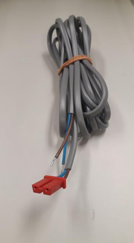 Kontakt Röd 2,5 Meter  kabel