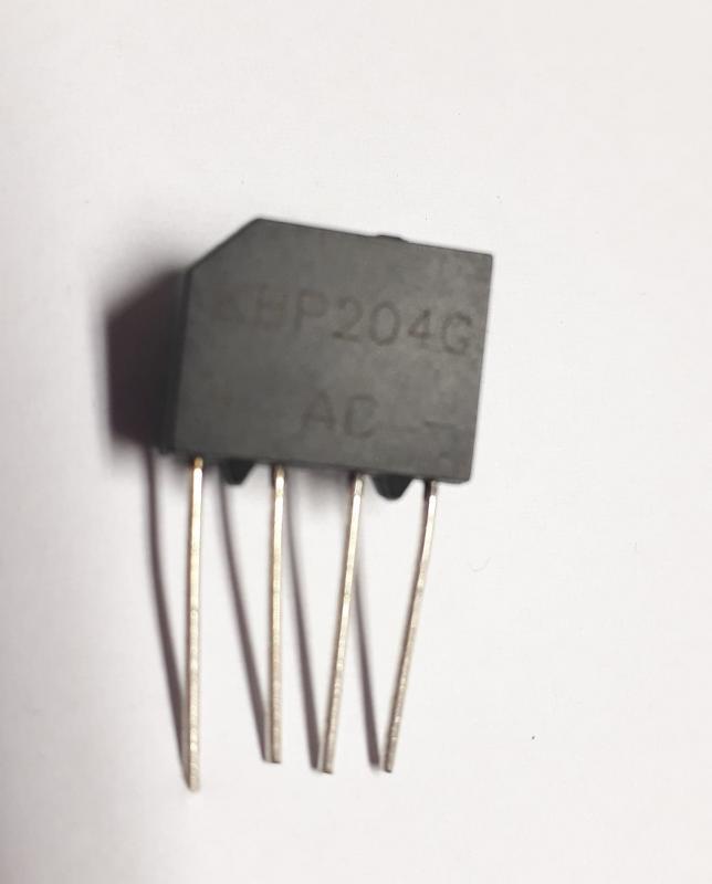 Brygga 400V 2A KBP