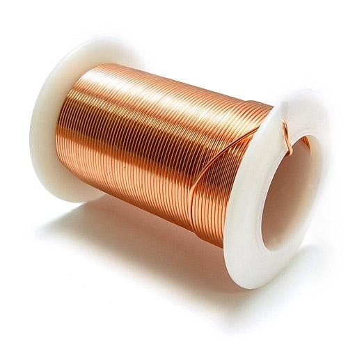 Emaljerad koppartråd 2,0 mm