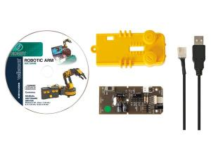 Anslutningssats med USB, för robotarm KSR10, KSR10/USBN