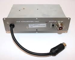 Kenwood VC-10 VHF Converter unit.