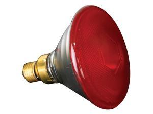Halogenlampa 80W / 240V, Röd