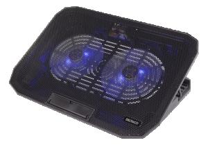 Laptoppställ med kylning LTC-100
