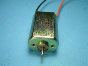 DC-Motor 2,4V ,Liten motor med kraft