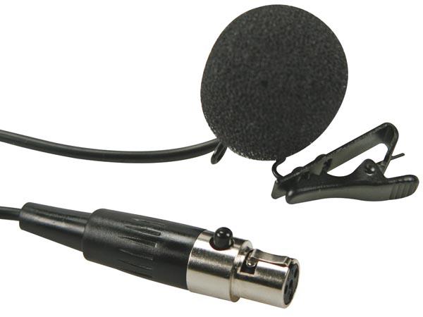 Mikrofon till kroppen Lavalier