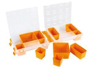 Sortimentslåda 10 flyttbara lådor