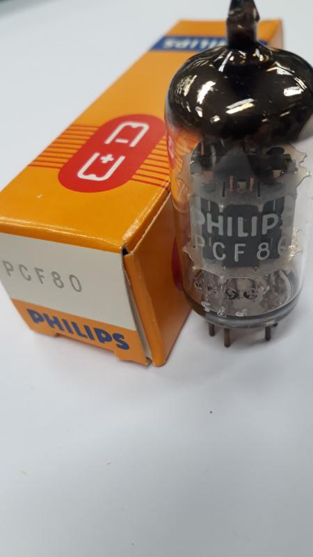 PCF80 Philips NOS