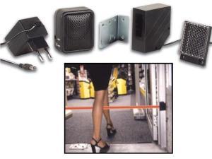 Infraröd passerkontroll, IP44