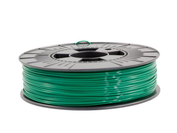 Filament 1.75 PLA Grön  750g