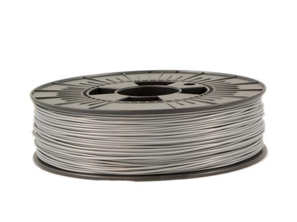 """Filament  1.75 (1/16"""") PLA Silver 750g"""