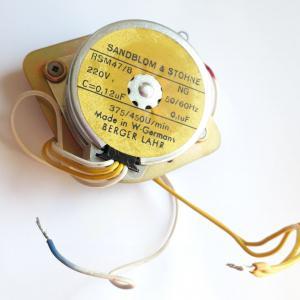 DC motor RSM47/8