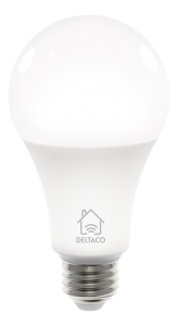 Led lampa W E27 Dimmbar WiFi