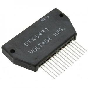 STK-5431 SWITCHING REGULATOR CASE: SIL-15