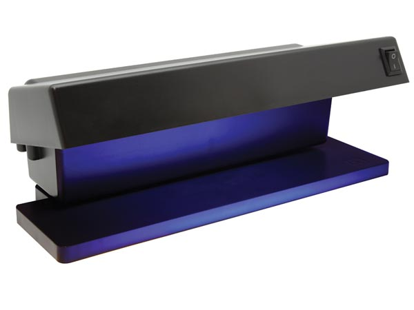 UV-Lampa för Kreditkort, Sedlar och Körkort