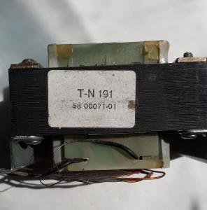 Nättransformator Typ T-N 191