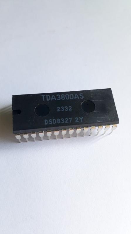 TDA3800AS   NOS