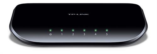 Nätverksswitch  5-ports RJ45