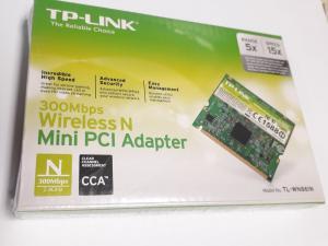 TP-LINK TL-WN861N Wireless N Mini PCI Adapter