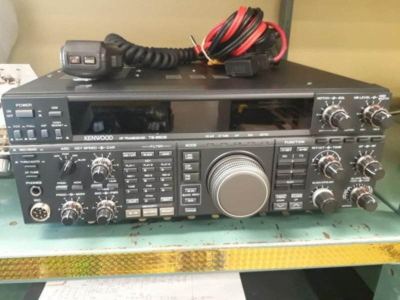 Kenwood TS 850SAT