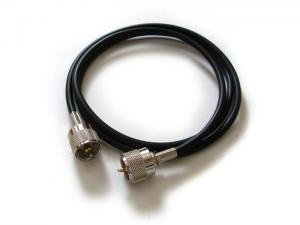 UHF-kabel RG-58, 0.5 meter