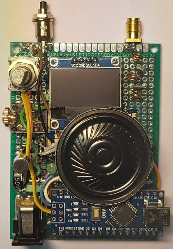 HAMkit-UHF  400-470 MHz