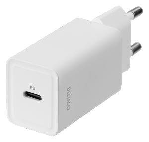 Väggladdare med USB - C 5V 3A