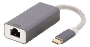 USB - C till Nätverksuttag RJ45