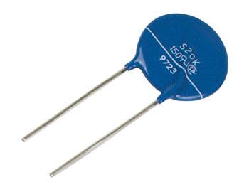 VDR 20VAC/26VDC PITCH=7.5mm