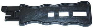 Kroneverktyg i plast, svart