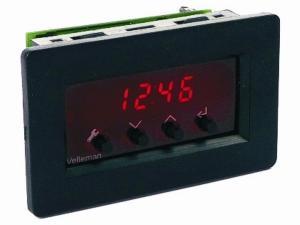 Klocka LED-Bildskärm, VM163